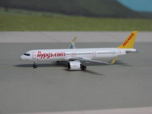 Airbus A321neo Pegasus Airlines