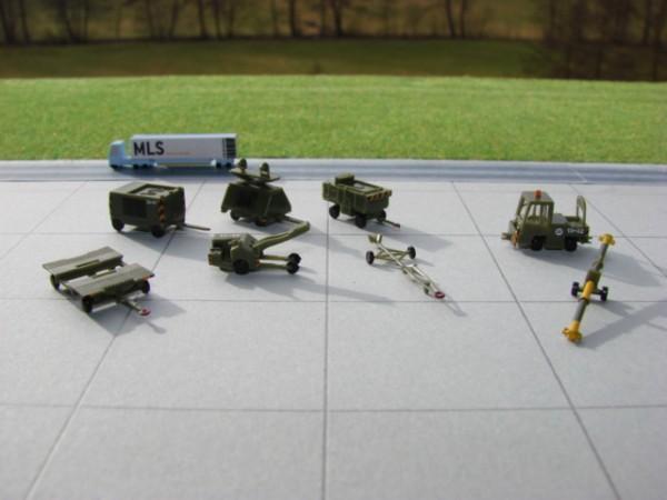 Scenix - Militärische Bodenfahrzeuge