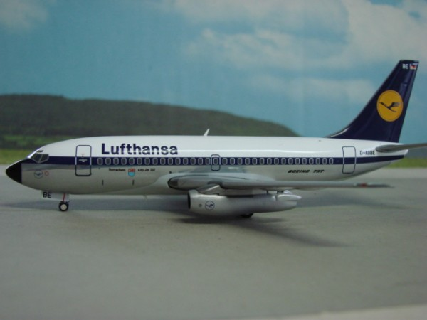Boeing 737-200 Lufthansa