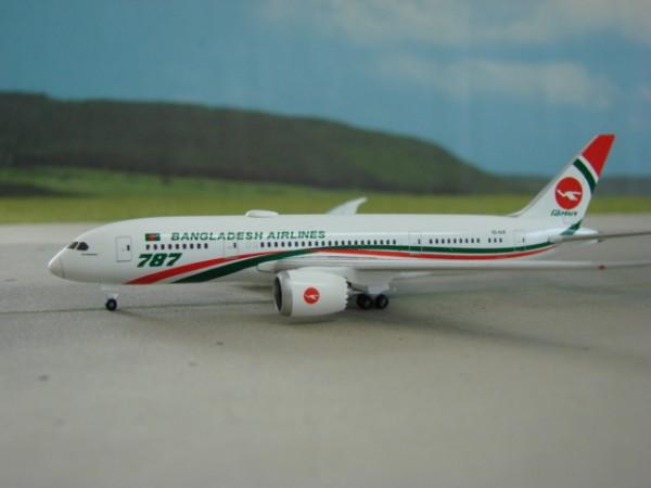 Boeing 787-8 Biman Bangladesh Airlines