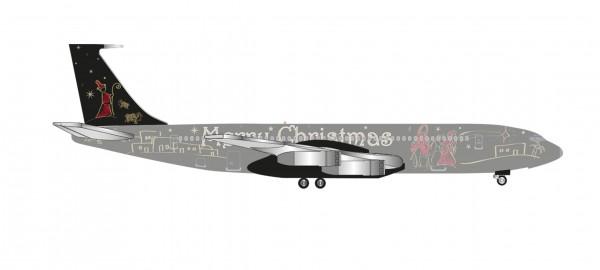 Boeing 707 Nachrüstsatz Christmas 2020