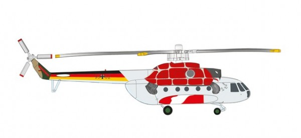 Mil Mi-8TB Bundeswehr