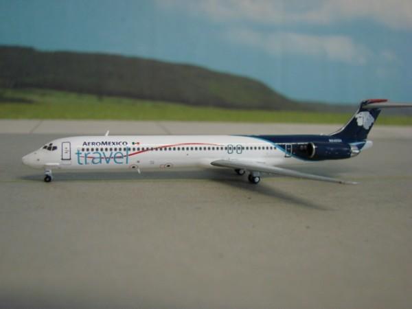 McDonnell Douglas MD-83 AeroMexico Travel