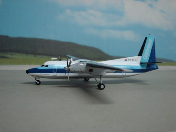 Fokker 27 Friendship NLM Cityhopper