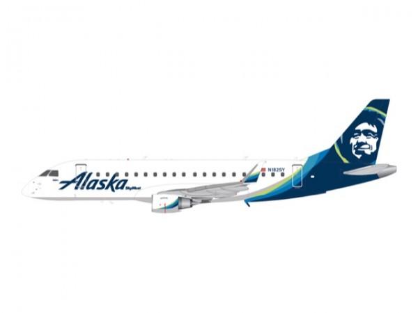 Embraer 175 Alaska Airlines