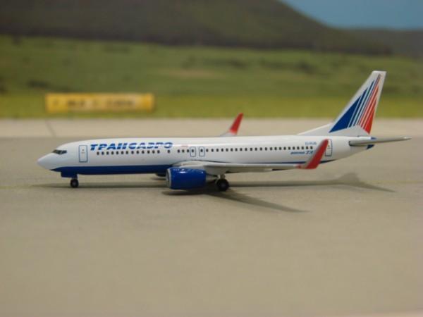 Boeing 737-800WL Transaero