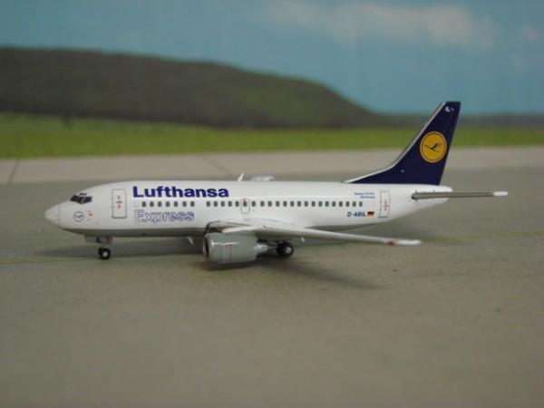 Boeing 737-500 Lufthansa