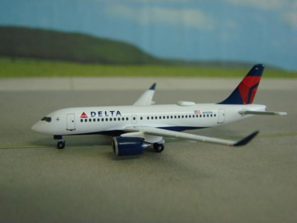 Airbus A220-100 Delta Air Lines