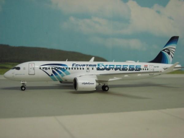 Airbus A220-300 Egypt Air Express