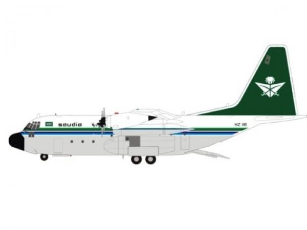 Lockheed C-130H Hercules Saudi Arabian Royal Flight