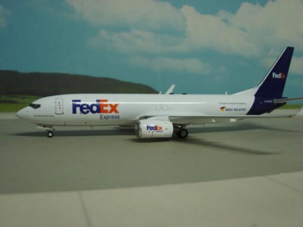 Boeing 737-800WL FedEx Federal Express