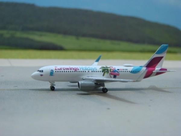 Airbus A320-200SL Eurowings