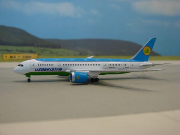 Boeing 787-8 Uzbekistan