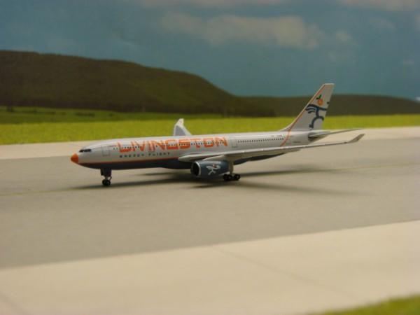 Airbus A330-200 Livingston Energy Flight