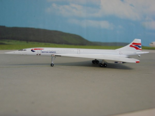 Aerospatiale-BAC Concorde British Airways