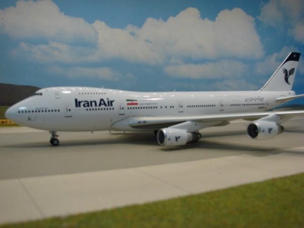 Boeing 747-200 Iran Air