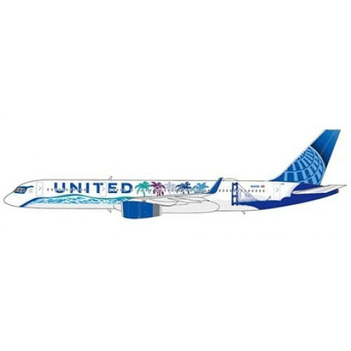Boeing 757-200 United Airlines