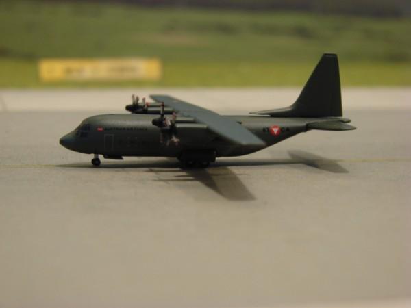 Lockheed L-100-30 Austrian Army