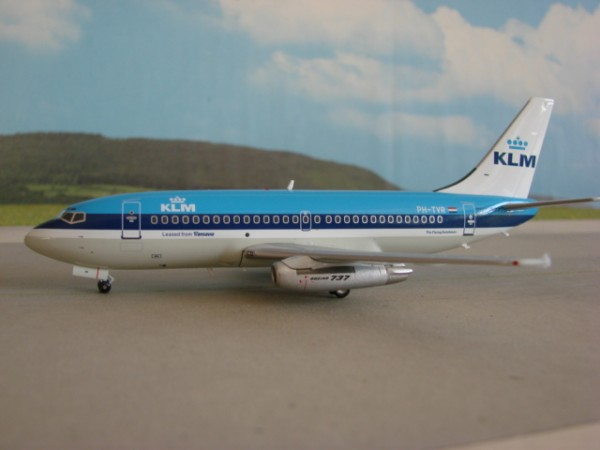 Boeing 737-200 KLM Royal Dutch Airlines