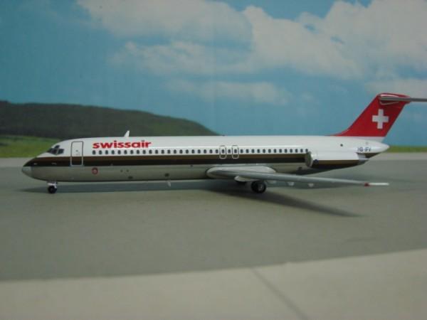 Douglas DC-9-32 Swissair