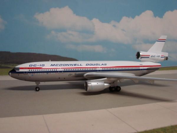 McDonnell-Douglas DC-10 McDonnell Douglas
