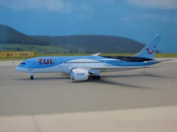 Boeing 787-8 TUI Airlines Belgium (Jetairfly)