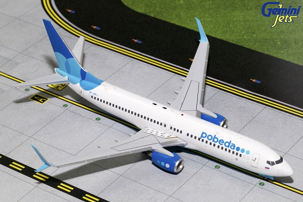 Boeing 737-800(S) Pobeda Airlines