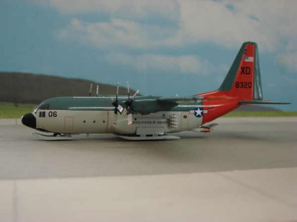 Lockheed LC-130F Hercules (L-282) U S Navy