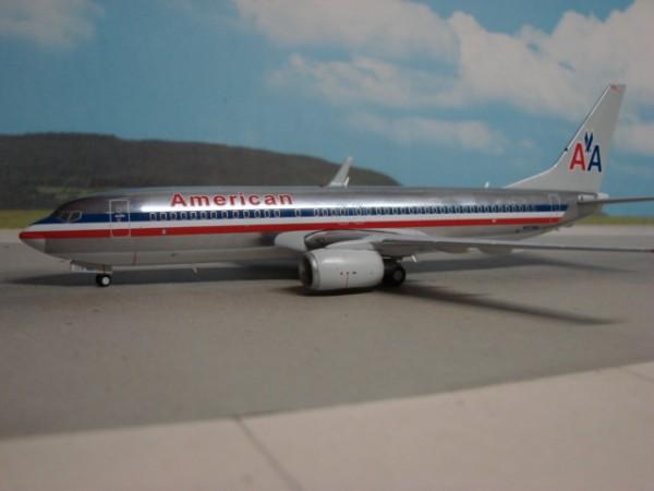 Boeing 737-800WL American Airlines