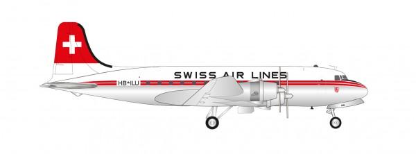 Douglas DC-4 Swissair