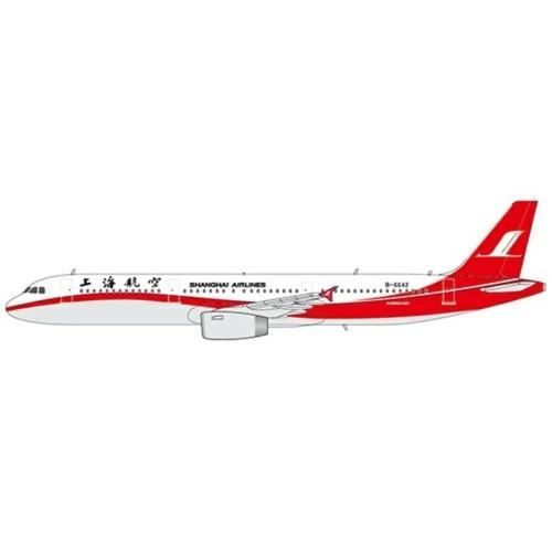 Airbus A321-200 Shanghai Airlines