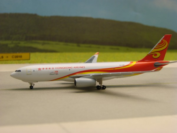 Airbus A330-200F Hong Kong Airlines Cargo