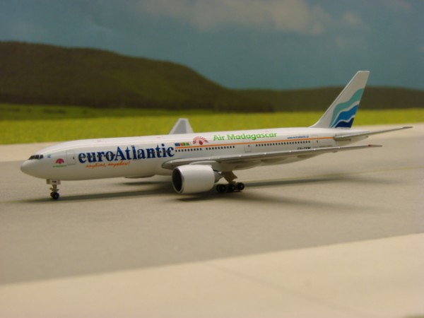 Boeing 777-200 EuroAtlantic Airways