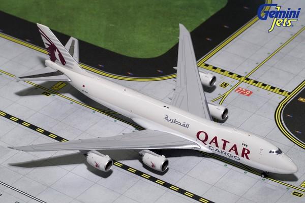 Boeing 747-8F Qatar Cargo