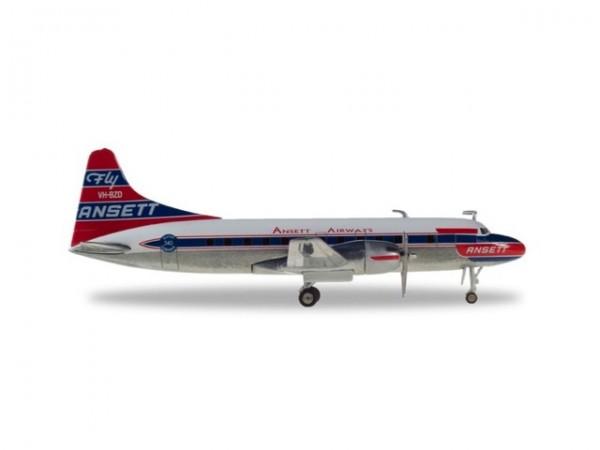 Convair CV-340 Ansett International