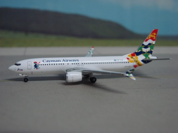 Boeing 737 Max 8 Cayman Airlines