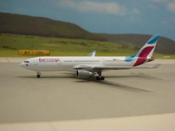 Airbus A330-200 Eurowings