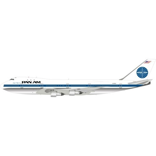 Boeing 747-100 Pan Am