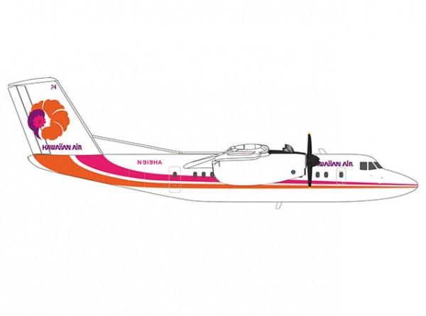 De Havilland Canada DHC-7 Hawaiian Airlines