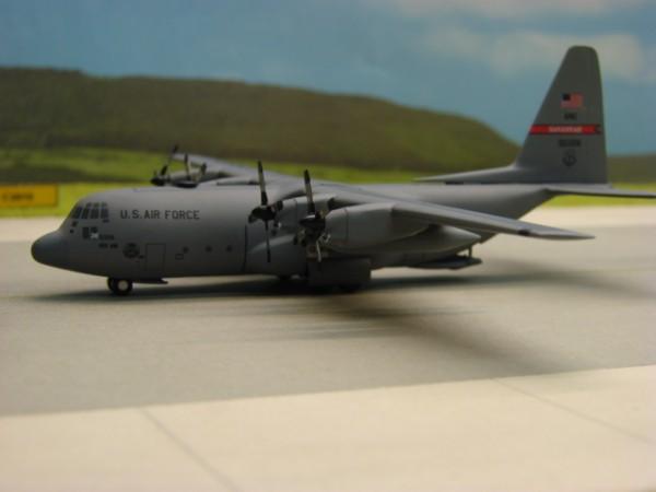 Lockheed C-130H Hercules US Air Force