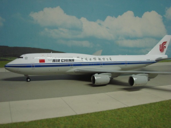 Boeing 747-8i Air China