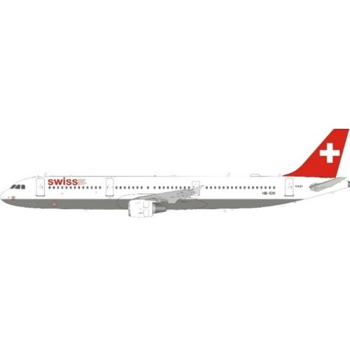 Airbus A321-200 Swiss International Airlines