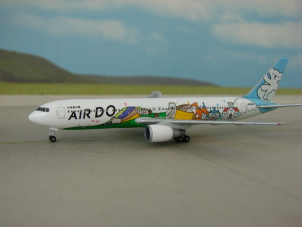 Boeing 767-300 Air Do - Hokkaido International Airlines