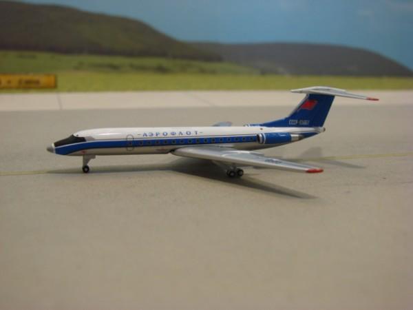 Tupolev TU-134A Air Koryo