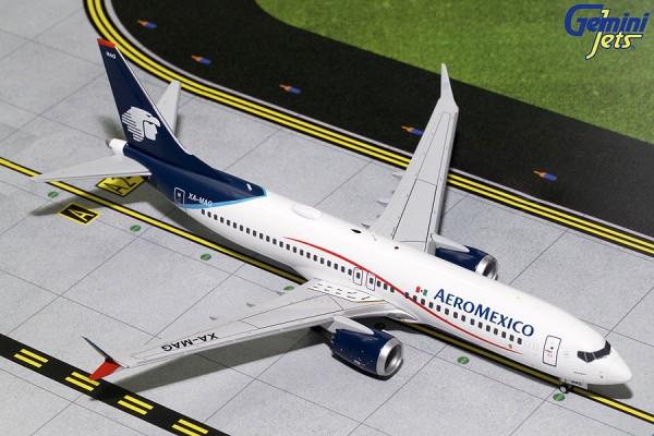 Boeing 737 MAX 8 Aeromexico