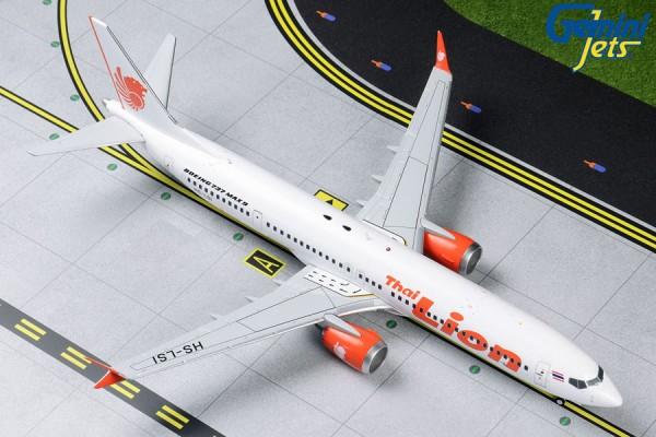 Boeing 737 MAX 9 Thai Lion Air