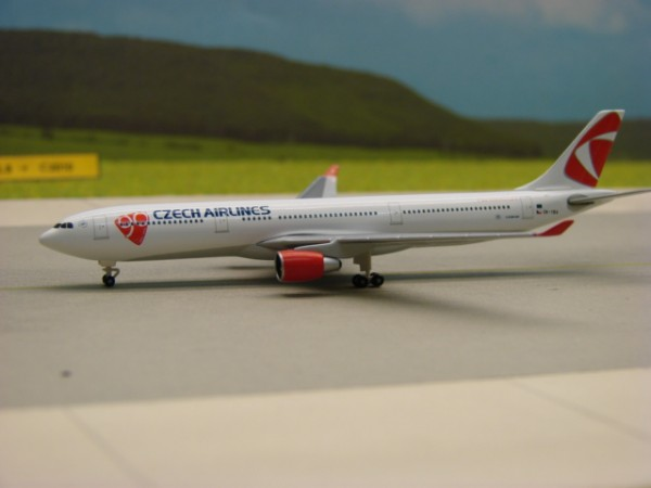 Airbus A330-300 CSA - Czech Airlines