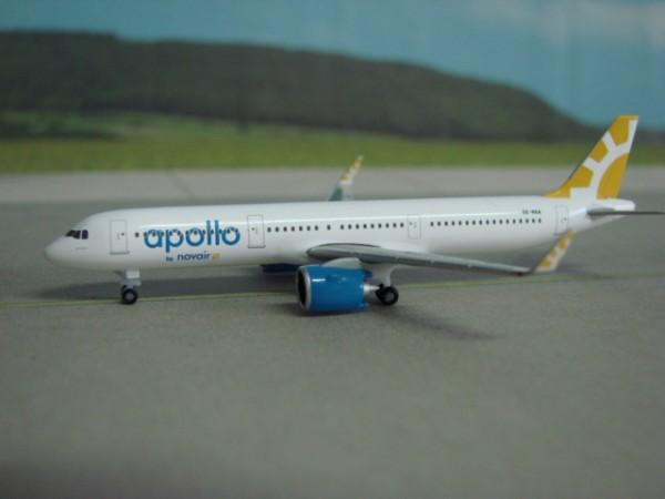 Airbus A321neo Novair