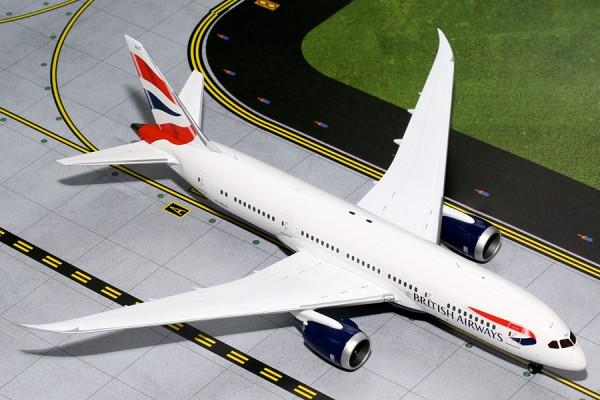 Boeing 787-8 British Airways