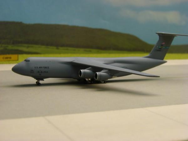 Lockheed C-5M Super Galaxy US Air Force